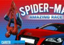 Spiderman Amazing Race Game