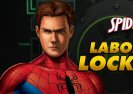 Spider Man Laboratorium Lockdown