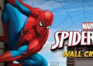 Spider Man Fal Lánctalpas Game