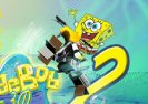 Spongebob Bike 2 3D Game