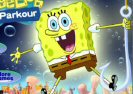 Spongebob Bubble Parkour Game