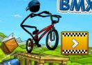 Stickman Bmx Freestyle Game