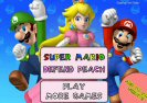 Super Mario Defend Peach