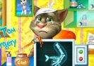Talking Tom Arm Chirurgie