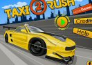 Taxi Rush 2 Game