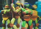 Teenage Mutant Ninja Turtles Donkere Horizon Game