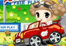 Tiny Girl Racing Game