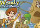 Toy Story Woody To The Rescue Game