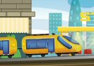 Train Driving Frenzy Game