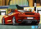 Train Station Parking Game