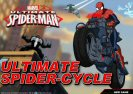 Ultimate Spider Cycle Game