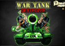 War Tank Destroyer Game