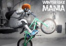 Winter-Bmx-Mania Game