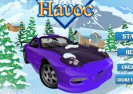 Inverno Havoc De Estacionamento Game