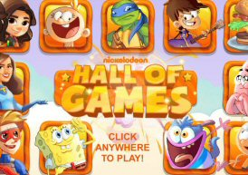Nickelodeon Hall of Games